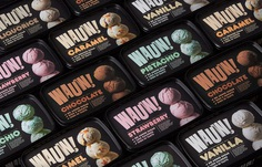 Wauw! Ice Cream by Snask – Inspiration Grid | Design Inspiration