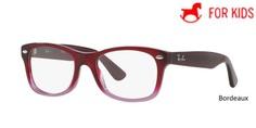 Bordeaux RayBan Eyeglasses ORY1528 - Bordeaux - Black.