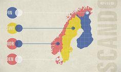 scando.jpg (JPEG Image, 703×426 pixels) #norway #sweden #scando #finland #denmark #poster
