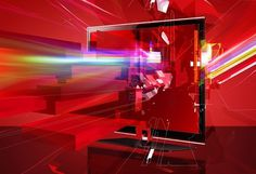 Muller — WIRED Magazine 17.10 October 2009 #frame #line #red #motion #monitor #light #wired