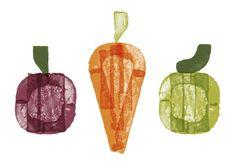 Best Awards - Special Group. / Garden to Table #illustration #fruit #vegetables