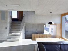 Maison Fabrizzi by Savioz Fabrizzi Architectes #interior #minimalist #design #minimalism