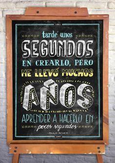 Paula Scher 2012 poster quote