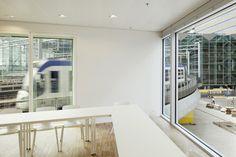 AvB Tower by WAA #modern #design #minimalism #minimal #leibal #minimalist
