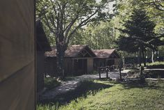 #resort #house #wood