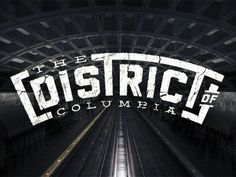 Dribbble - The District by Patrick Steele #urban #font #city #lettering