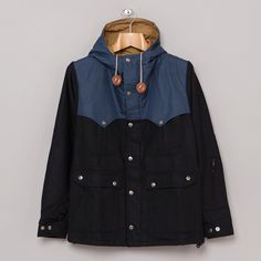 The Blog | Oi Polloi #oipolloi #parka