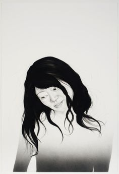 Samantha Wall | PICDIT #art #drawing #white #black