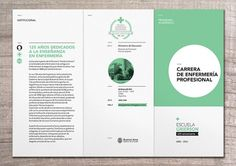 ESCUELA CECILIA GRIERSON on the Behance Network #information design