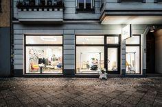 No Wódka Store by Kontent, photo: Zajaczkowski Photography #store