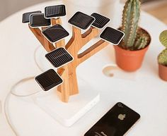 Solar Suntree #tech #flow #gadget #gift #ideas #cool