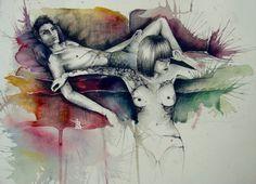 Young Artist : Juli Jah ! » Design You Trust – Design and Beyond! #painting