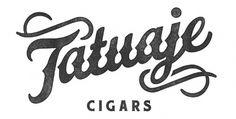 Brandon Rike #cigars #script #typography