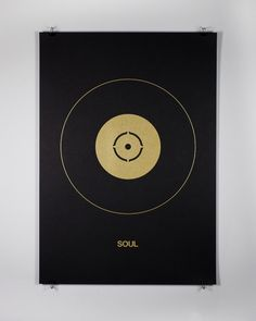 Edits by Edit — Mark Boyce — Soul #music #grapic #poster