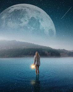Surreal and Dreamlike Photo Manipulations by Murat Akyol