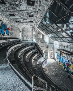 Incredible Abandoned Photography by Corey Smith