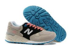Womens new balance WL999UT Oyster Grey Pink Black Shoes #sneakers