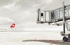 Swiss Air Campaign 2012 #swiss #airlines #design #photography #plane