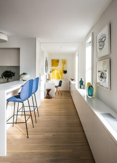 Bank Street Apartment by Michael K Chen Architecture 3