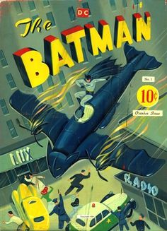 8658616-10558671-thumbnail.jpg (550×762) #classic #retro #batman #illustration #vintage #comics