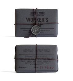 worker\'s soap