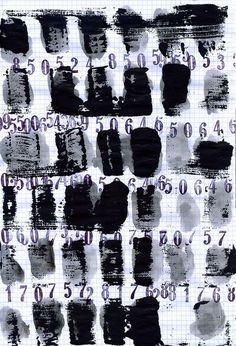Emilio Nanni. numeri trame #emilio #concrete #arte #nanni #minimal #artista