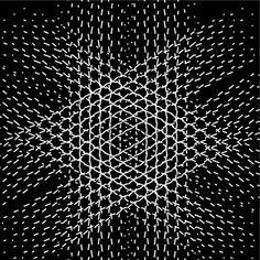 Complex Nature on Behance #generative #geometry #illustration #art #fine