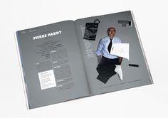Surface to Air studio #layout #magazine