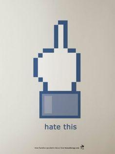 Facebook Icons by Leonard Savage | Colorzine