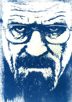 Heisenberg #screen print