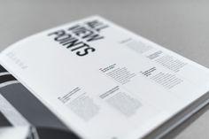 Husmee - Studio Graphique! Catálogo corporativo de Kendu #book design