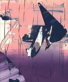 Vince Contarino « PICDIT #art #painting #paper