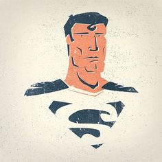 All sizes | supes | Flickr - Photo Sharing! #illustrator #illustration #vintage #art #artist #christopher #paul