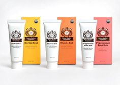 Moon Valley Organics #packaging #tube