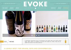 Cafe Evoke Turman Design Co. • Interactive Design and Development for Web, Mobile, and Beyond #turman #kyle #web