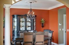 The Stratford Companies #harrisonburg #dining #virginia #design #home #formal #custom #room