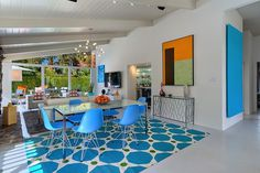 Laverne by Design H3K dream residence with a unique style - www.homeworlddesign. com (6) #house #interiors #california