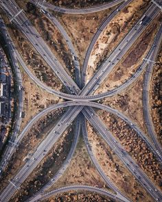 Creative Drone Photography by Ben Moore