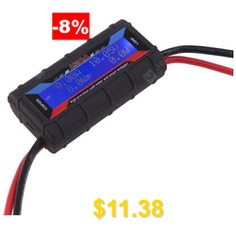 G.T.Power #150A #Current #Power #Meter #Battery #Tester #Model #Test #Required #Tool #- #BLACK