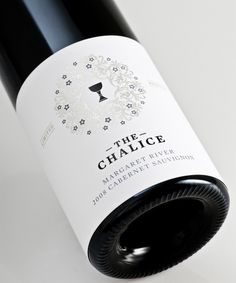 lovely-package-the-chalice1.jpg (917×1100) #packaging #label #chalice #wine