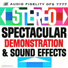 All sizes | stereo spectacular | Flickr - Photo Sharing!