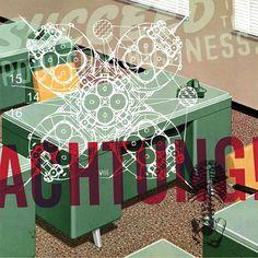 the work of matt mcgillvray #prints #posters #typography