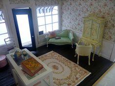 interior2 #miniature #diorama #dollhouse