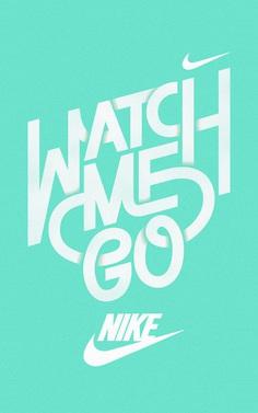 Nike Watch Me Go