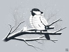 FFFFOUND! #sparrow