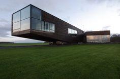 Utriai Residence in defringe.com #utriai #defringe #architecture #residence