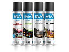 Tinta Spray KALA - marianapoczapski #ink #spray #package