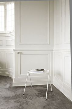 SideTable by Afteroom #minimalist #design