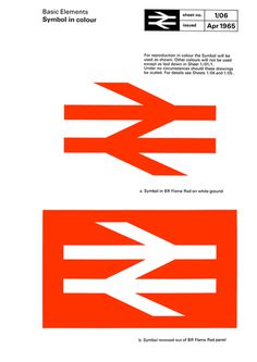 Double Arrow #mark #logo #colour