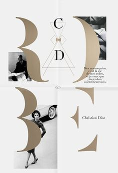 CD #type #graphiquants #poster